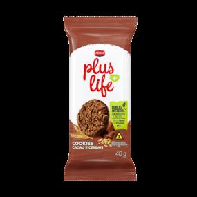 Adria Plus Life - Cookies Cacau e Cereais