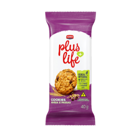 Adria Plus Life - Cookies Aveia e Passas