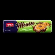 Mousse Limão com Chocolate