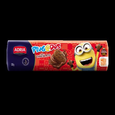 Recheado Plugados Chocolate