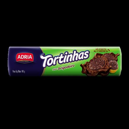 Tortinhas Brigadeiro