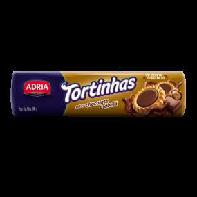 Tortinhas Chocolate e Avelã