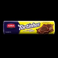 Tortinhas Chocolate Tipo Suíço
