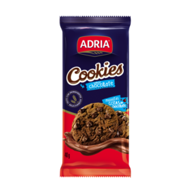 Cookie Chocolate com gotas de Chocolate