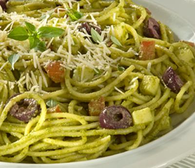 Spaghetti à Pizzaiola