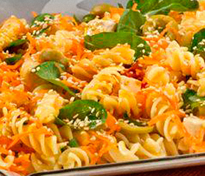Salada Oriental Adria