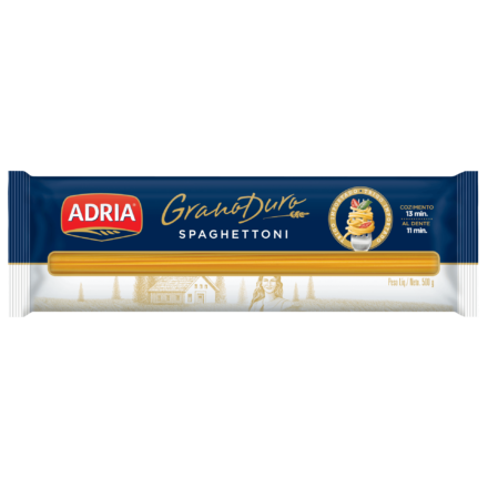 Grano Duro Spaghettoni